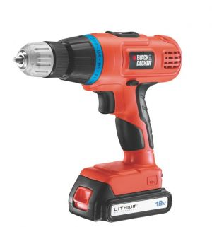 ВИНТОВЕРТ BLACK&DECKER EPL188K
