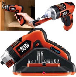 ВИНТОВЕРТ BLACK&DECKER AS36LN