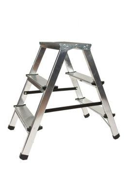 Алуминиева домакинска стълба Drabest 2 X 3