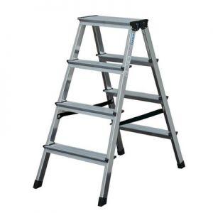 Алуминиева домакинска стълба Drabest 2 X 4