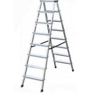 Алуминиева домакинска стълба Drabest 2 X 8