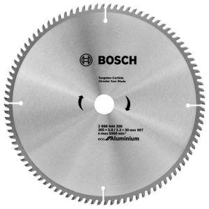 Циркулярен диск Bosch HM Ф 305 Z 96 за алуминий ECO for Aluminium
