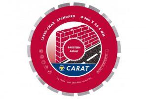 Диамантен диск Carat за мокро рязане на асфалт Ф 400