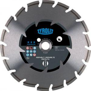 Диамантен диск Tyrolit за сухо рязане на асфалт Ф 450 Premium FSA