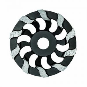Диамантен диск Rhodius за шлайфане на бетон Ф 125 ALPHAline