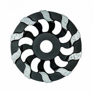Диамантен диск Rhodius за шлайфане на бетон Ф 180 едноредов ALPHAline