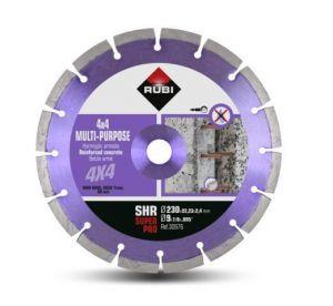 Диамантен диск Rubi за бетон и строителни материали ф230