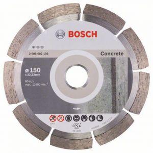 Диамантен диск Bosch за бетон ф150