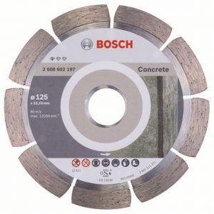 Диамантен диск Bosch за бетон ф125