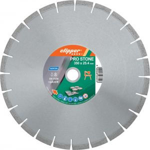 Диамантен диск Norton за гранит, мрамор и тухли бетонови ф350