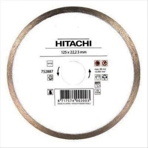 Диамантен диск Hitachi за керамика ф125