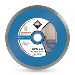 Диамантен диск RUBI за керамика ф250