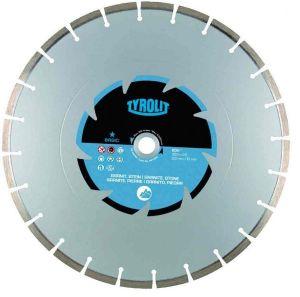 Диамантен диск Tyrolit за гранит и варовик ф180