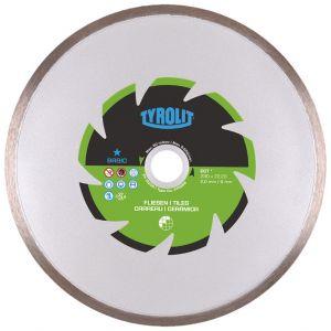 Диамантен диск Tyrolit за керамика Ф180