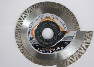 Диамантен диск SIRI за гранитогрес Ф125