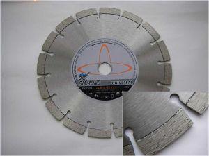 Диамантен диск SIRI за тухли, бетон и керемиди Ф250