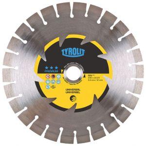 Диамантен диск Tyrolit за бетон и строителни материали Ф400