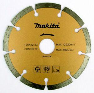 Диамантен диск Makita за бетон, керемиди и мрамор Ф180