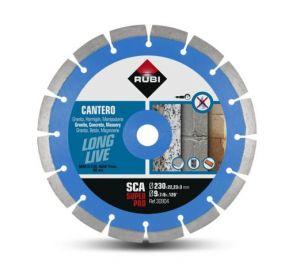 Диамантен диск Rubi за бетон, керемиди и мрамор Ф230