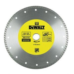 Диамантен диск DeWALT за бетон, керемиди и мрамор Ф125