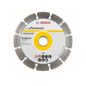 Диамантен диск Bosch за тухли, бетон и керемиди Ф150