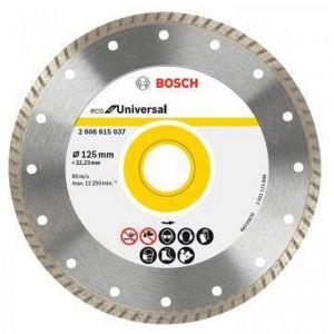 Диамантен диск Bosch за тухли, бетон и керемиди Ф125