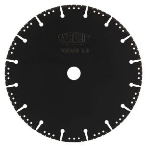 Диамантен диск Tyrolit за чугун Ф300