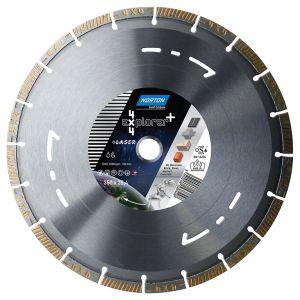 Диамантен диск Norton за асфалт, бетон, гранит и метал Ф230