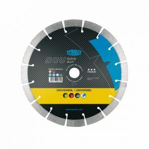 Диамантен диск Tyrolit за бетон, гранит, строителни материали и метал Ф230