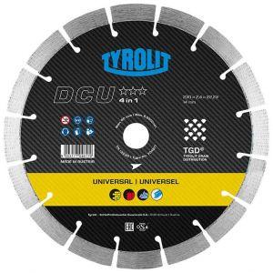Диамантен диск Tyrolit за бетон, гранит, строителни материали и метал Ф400