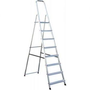 Домакинска алуминиева стълба Krause Corda 7+1