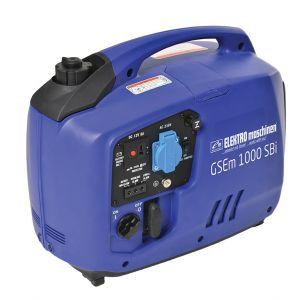 Бензинов генератор за ток REM GSEm 1000 SBI