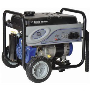 Бензинов генератор за ток REM GSEm 4500 SB