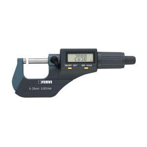 Дигитален микрометър Fervi M021/00/25