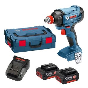Акумулаторен гайковерт Bosch GDX 180-LI Professional