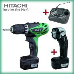 ВИНТОВЕРТ HITACHI DS10DFL