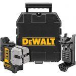 Лазерен нивелир линеен DeWALT DW089K