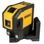 Лазерен нивелир пет точков DeWALT DW0851