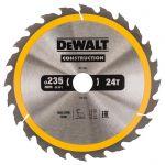 Циркулярен диск DeWALT Ф 235 Z 24 за дърво