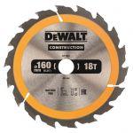 Циркулярен диск DeWALT HM Ф 160 Z30 за дърво