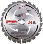 Циркулярен диск Makita Ф 165 HM Z 16 за дърво
