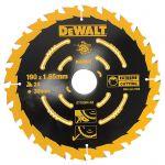 Циркулярен диск DeWALT Ф 190 HM Z 24 за дърво