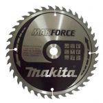 Циркулярен диск Makita Ф 190 HM Z 40 за дърво