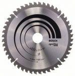 Циркулярен диск Bosch Optiline wood HM Ф 254 Z 40 за дърво