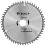 Циркулярен диск Bosch HM Ф 190 30 Z 54 за алуминий ECO for Aluminium