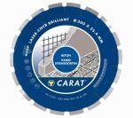 Диамантен диск Carat CNCB за бетон и строителни материали ф400