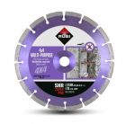 Диамантен диск Rubi за бетон и строителни материали ф125