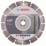 Диамантен диск Bosch за бетон ф230