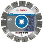 Диамантен диск Bosch за бетон и гранит ф150