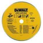 Диамантен диск DeWALT за керамика ф254